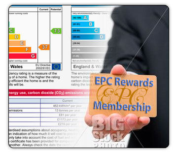 Energy Performance Certificates - EPCs